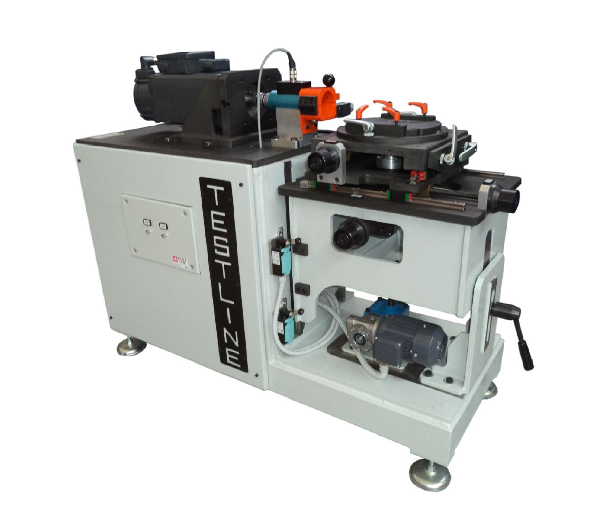 Acm l 24000 5 testline sistemi per collaudo banchi for Motori elettrici per macchine da cucire